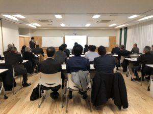 東京都宅地建物取引業協会港区支部主催 区民公開セミナー・六本木